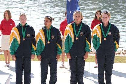 Bronze World Championship Medal 2003 - Atlanta